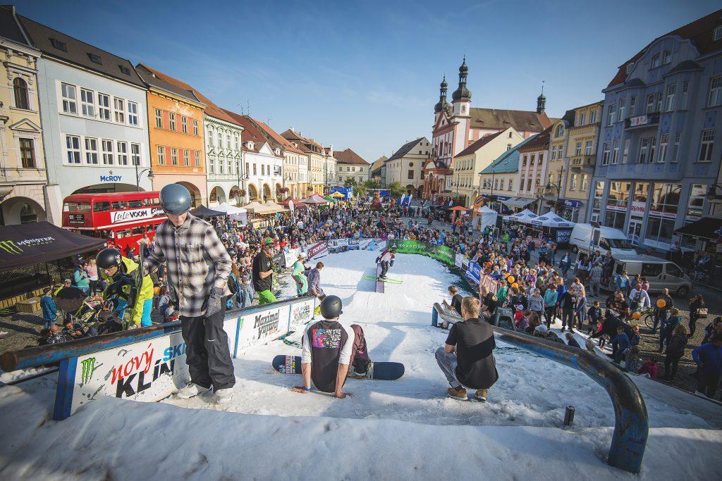Report: Chomutovský pohár lyží a snowboardů s MAXIMAL ANIMAL