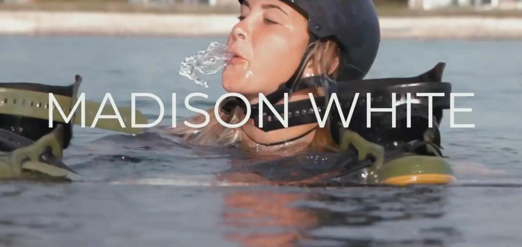 I am back - Madison White