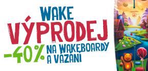 Wakeshop vyprodej 2018