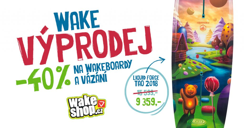 WAKE výprodej
